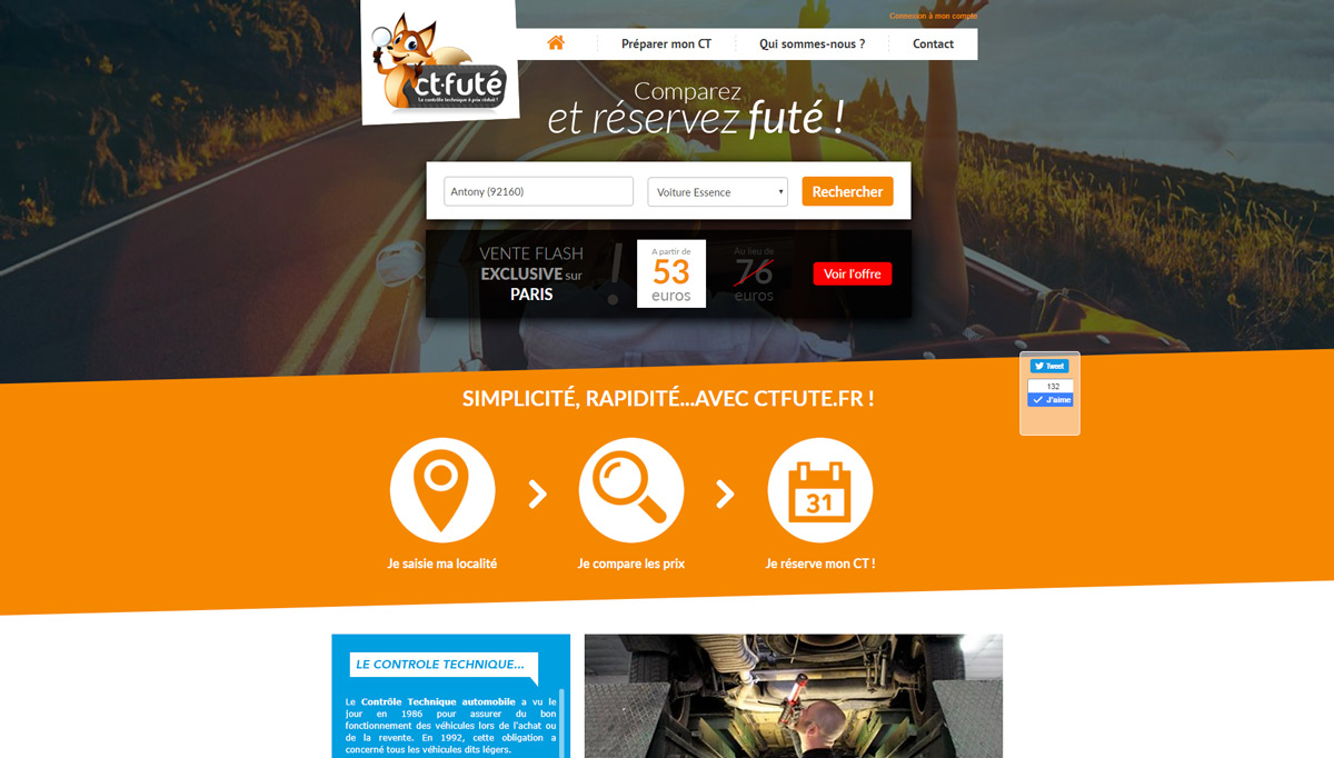 CT.FUTÉ Capture site 1