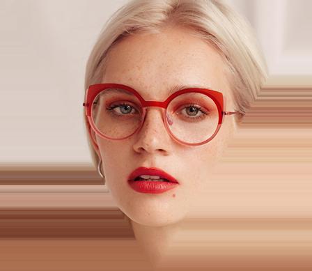Caroline Abram Projet - creatrice Parisienne de lunettes et d'accessoires