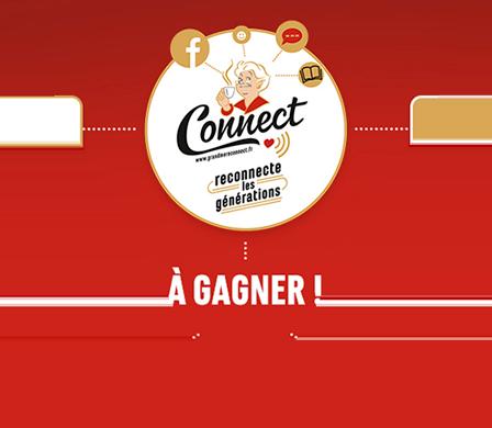 Grand'Mère Projet - Connect - Reconnecte les générations