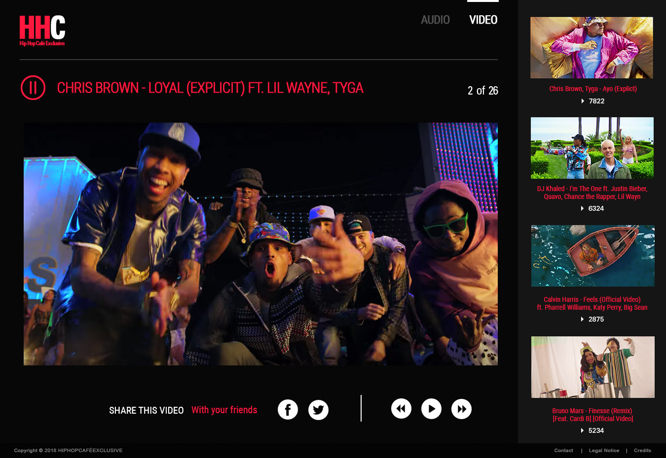 hiphopcafeexclusive HHC website capture